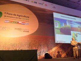 Concluye 1er Foro de Agricultura del Sur – CAS 2013