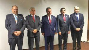 XXXIV RO CAS Ministros